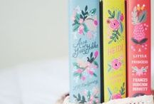 Puffin in Bloom / Your favorite classic novels with new covers designed by Rifle Paper Company founder Anna Bond.