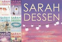 Summer of Sarah Dessen / Nobody writes about summer like Sarah Dessen. How many of her 12 incredible novels have you read?