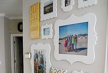 Wall Decor / by Tessa Curtis