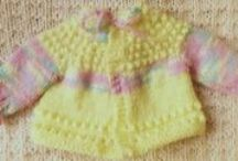 Baby Sweaters / by Kathy Pennington