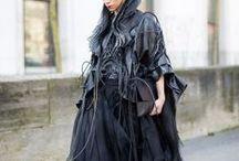 Dystopian/Post apocalyptic fashion