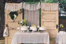 Vintage Weddings & Parties / by Tessa Curtis