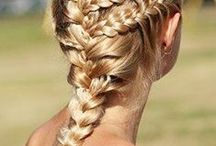 Cabelo / Pra aprender mexer no cabelo