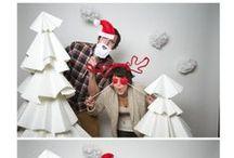 Photos de Noël originales / Dénichées sur Pinterest, merci à leurs auteurs !