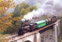Train Travel Love