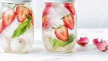 Jus de fruits et smoothies / Idées dénichées sur le Web. Merci à leurs créateurs !