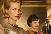 Mad Men Inspired Collection / Want to dress in vintage jewelry like your favorite Mad Men characters? 1928 Jewelry has an exquisite 1960s-inspired collection to mimic the stylish staff and wives of Sterling Cooper & Partners ad agency.
