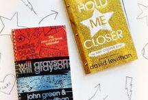 #Shelfspiration / You get a book recommendation! And YOU get a book recommendation! Everyone gets a book recommendation!