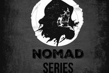 The Nomad Series / Nomad's is spin off to the Tempted Series by Janine Infante Bosco.  no·mad [ˈnōˌmad] NOUN a member of a people having no permanent abode, and who travel from place to place to find fresh pasture for their livestock. a person who does not stay long in the same place; a wanderer.  Drifter / Wanderer / Roamer / Loner