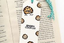 Bookmarks and Dashboards Ideas / Fun bookmarks and planner dashboards featuring Sweet Stamp Shop