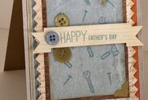 Handmade Fathers Mothers Day Cards / Celebrate Father's Day the Sweet way, with these adorable cards, sure to make his day.