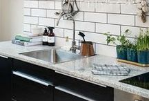 Décorations cuisines / Découvrez nos idées astucieux et esthétiques pour la cuisine :).