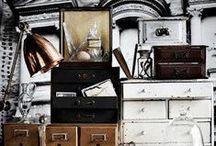 Antiques / by Melinda (Mode et Maison)