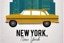 NYC / by Kim Vermeer