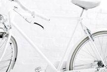 Bikes / ...I love retro bikes with baskets. / by Melinda (Mode et Maison)
