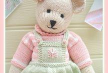 Crochet Knitting and Craft Ideas / My craft inspiration and original designs!