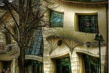 Places to Visit  / by Mikah Zaslow