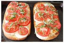 Recipes: Snacks/Appetizers / Snack and Appetizer recipes.  / by Jamie White Wyatt