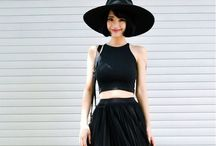My style Pinboard / fashion stuff that inspires me / by Tee Bui