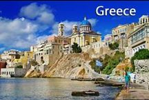 Greece / Gorgeous Greece has some amazing places from ancient history. These are some destinations that may go camera crazy as well.