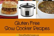 Recipes: Gluten Free, Wheat Free & Low Starch Yummies / Trying to avoid Wheat and Starch. These recipes will help!