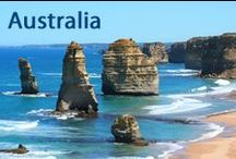 Australia / Think Australia and a million words come to your mind. Here are those that don't and are must visit next time that you head down under.