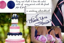 Wedding | Navy & Pink / by Taylor Made Soirées