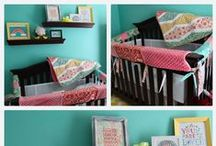 Nursery Update For Baby Girl / by Niki Smith