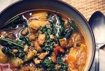 Veggie Soups / by Michelle Bellucci