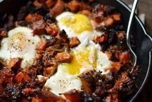 Breakfast Ideas / by Cat Neumayr