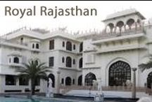A Royal Holiday In Rajasthan / Aarzan Mistry's personal experience which he rated 4.5-5!