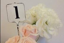 Our Wedding - Decor / by Melinda (Mode et Maison)