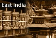 East India  / From the snow caps of the Himalayas to the Temples of Varanasi. Take in the beauty of East India