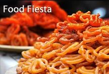 Food Fiesta  / Treat your eyes to scrumptious pictures of exotic meals from around the world. Embark on a journey with Cox & King's Food Fiesta where you learn about new meals, submit your own exotic recipes and take part in foodie contests!