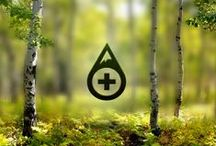 Tourism Logos / All things design + adventure!