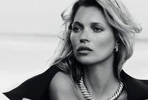 Fall 2014 Campaign / The enduring style of 10 years of collaboration between David Yurman, Kate Moss, and photographer Peter Lindbergh.  / by David Yurman
