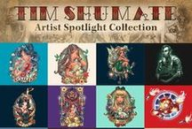 Tim Shumate Collection (Ended) / by TeeFury