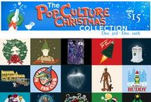 Pop Culture Christmas Collection (Ended) / by TeeFury