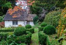 Edna Walling garden inspiration / I'm inspired by this lady with whom I have much in common. Even moreso that she made her home here in the Dandenong Ranges where I also live. I so want to do our gardens in the style of Edna Walling.