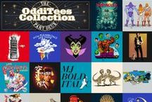 OddiTees Part Deux Collection (Ended) / by TeeFury