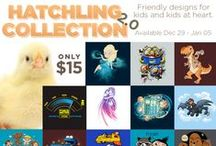 Hatchling Collection (Ended) / by TeeFury