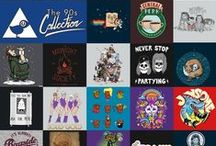 90s Collection (Ended) / by TeeFury