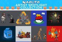 Naolito Artist Spotlight (Ended) / by TeeFury