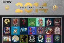 Best of 2014 Series / by TeeFury