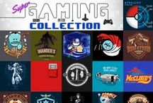 Super Gaming Collection (Ended) / by TeeFury