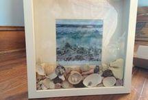 What 'shell' we make / Creations using seashells