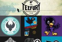 Birdwatchers Club / Birdwatchers Club tees only $11 on TeeFury  / by TeeFury
