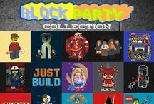 Block Party Collection (Ended) / Collection Dates || Feb 9th - 16th / by TeeFury