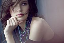 Looks We Love: Cool Color / Idyllic hues eminate a dreamy mood for spring. / by David Yurman