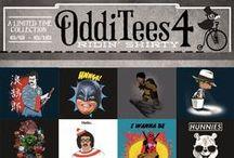 Odditees 4: Ridin' Shirty / June 9th - 16th / by TeeFury
